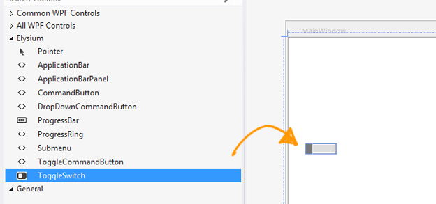 Step 4 Install Elysium WPF Metro Controls