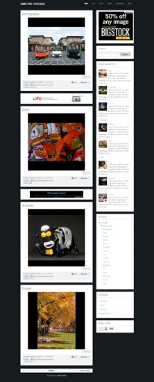 Photographer Web Design. Affordable. Discount and Promotions