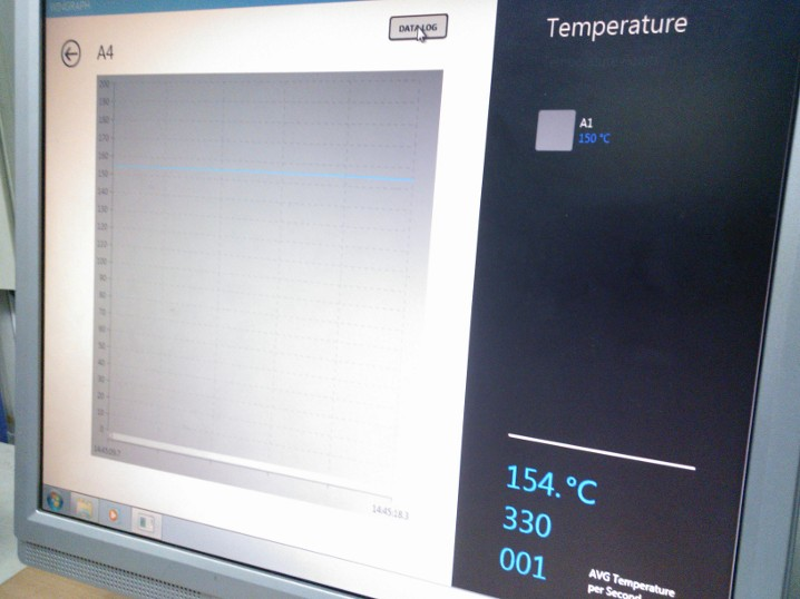 Temperature Monitoring Solution