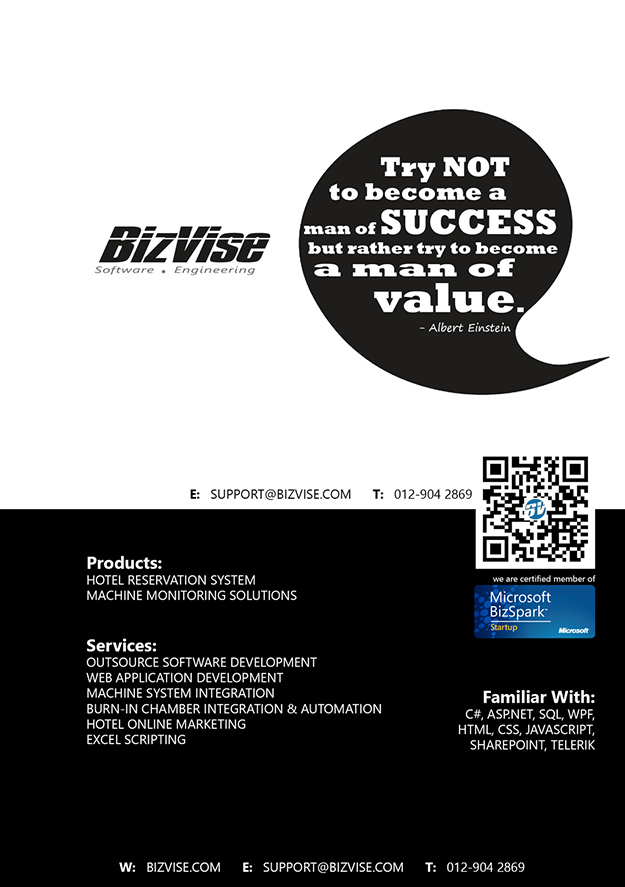 BizVise Promotion Products