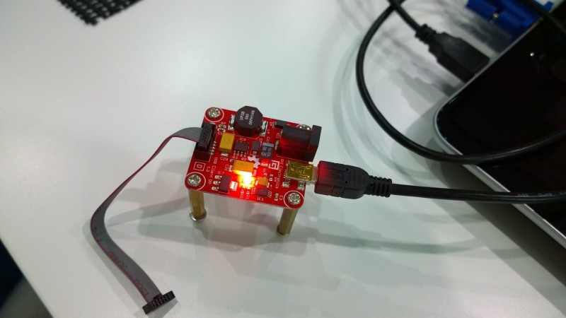 USB Dual Power Module